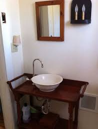 Apartment Therapy Bathrooms Iness Diy Vintage Vessel Bathroom Sink Apartment Therapy Vintage