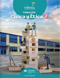 Formación cívica y ética 6º. Formacion Civica Y Etica 2 Ediciones Castillo