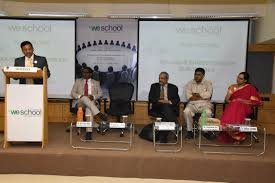 l n welingkar institute of management development and research bengaluru conducted the deans and directors round table discussion on the national