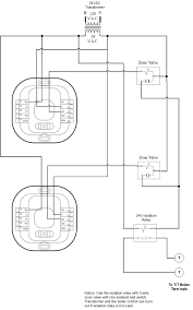 ecobee3 lite with 3 wire hot water zone valves ecobee support Ecobee Wiring Diagram ecobee3 lite with 3 wire hot water zone valves ecobee wiring diagram for a heat pump