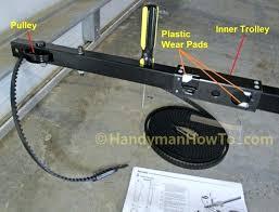 belt drive vs chain drive garage door opener garage door opener belt drive diverting garage door