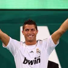 Cristiano Ronaldo: Real Madrid signed ...