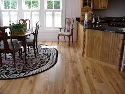 Hardwood Flooring In The Kitchen Mint Blue Paint Wall Color Kitchen With Hardwood Floor Black