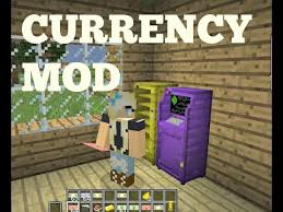Vending Machine Mod 111 2 Inspiration Currency Mod Showcase Minecraft 48484848 YouTube