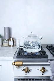 glass stovetop tea kettle dreamy clear whistling
