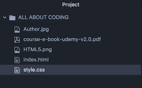 Problem with linking HTML to CSS file on atom text editor - Atom ...