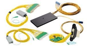Fiber Optic Connector Types Chart Fiber Optic Hardware Optical Communications Corning