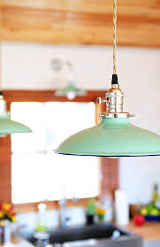 diy kitchen lighting. 4 \u2013 New Kitchen Lighting From Barn Light Electric #diy Diy Kitchen Lighting