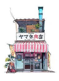Khám phá quá trình vẽ tranh màu nước của họa sĩ Nhật