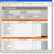 microsoft word budget template microsoft word and excel training aahadmonitoring club