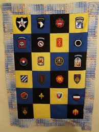 Really like this use of patches #military quilt | Patriotic - Just ... & Really like this use of patches #military quilt Adamdwight.com