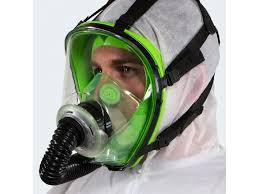 t150 silicone seal supplied air painting respirator