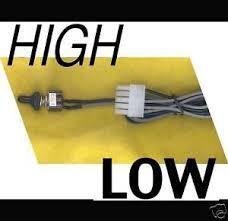 ezgo speed chip high low switch gt pds golf cart ezgo speed chip high low switch gt