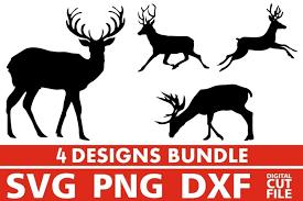 Browse our elk images, graphics, and designs from +79.322 free vectors graphics. 4x Deer Bundle Svg Antlers Svg Fall Svg Hunt Reindeer 884288 Cut Files Design Bundles