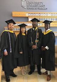 Pharmacy Graduates Fda Graduates Of University Of Maryland School Of Pharmacy