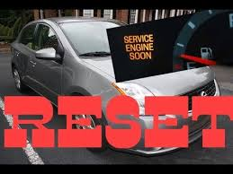 How to reset Service Engine soon Light on a 2008 Nissan Sentra ...