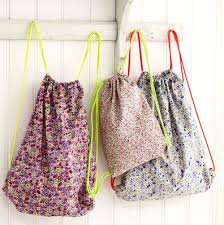 Drawstring Bag Pattern Custom The Handy Bag You Won't Want To Be Without Sewing Projects