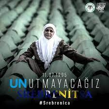 """İttifak Holding Konyaspor Twitterissä: """"Dünyanın seyirci kaldığı Srebrenitsa  Katliamı'nı unutma, unutturma! #AcınızAcımızdır #Srebrenica  #SrebrenitsayıUNutma… https://t.co/TTfp9Dpmbm"""""""