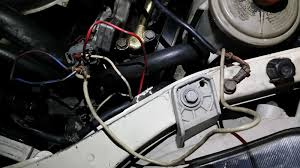 98 civic lx a c condenser fan and compressor not engaging i looked at the wiring harness for the a c system and noticed that the previous owner had rigged up and spliced a ground wire from the chassis to the