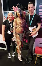 james mac inery irish national makeup tournament