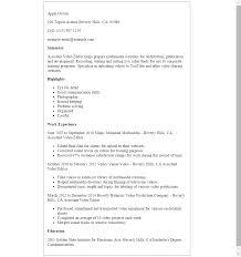 Edit Resume Upload And Edit Resume Free