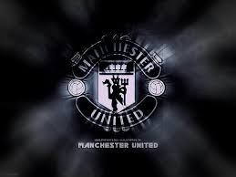 Manchester united football club is a professional football club based in old trafford, greater manchester, england, that competes in the premier league, the top flight of english football. Hd Wallpaper Red Devils Manchester United Hd Desktop Wallpaper Manchester United Logo Wallpaper Flare