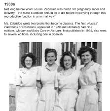 History Of Labor And Delivery Nursing Awhonn Connections