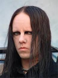The wacky setup was first made famous by mötley crüe's tommy lee during the eighties, but jordison did the damn thing while wearing a mask — and with way heavier blast beats. Joey Jordison Doesn T Need A Mask To Look All Freaky Metalsucks