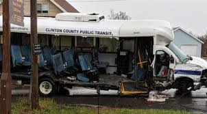 Police: Pickup crossed line to hit CCPT bus | News | pressrepublican.com