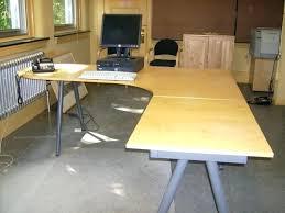 ikea l shaped desk image of simple l shaped desk ikea galant glass top kidney shaped desk