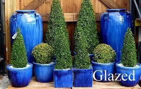 pots for the garden garden centre woodside large glazed