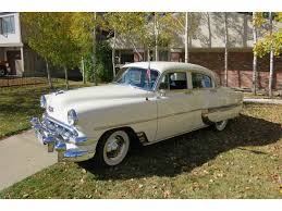1954 Chevrolet Bel Air for Sale on ClassicCars.com - 22 Available