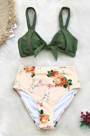 <b>MUOLUX 2019 Women</b> Push up Two piece <b>Bikini</b> Print Floral ...