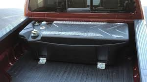New in-bed pickup truck tank eliminates corrosion