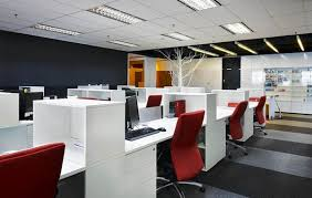 Ogilvy Mather Office Interior Design in Kuala Lumpur workspace