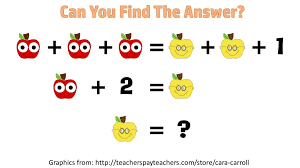 Printable Math Puzzle Worksheets Fun Puzzles For All Download And ...