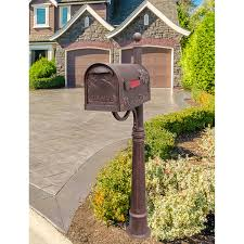 residential mailboxes and posts. Lowes Mailboxes For Sale | Copper Mailbox Heavy Duty Residential And Posts