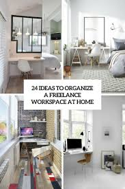 workspace decor ideas home comfortable home. 24 Ideas To Organize A Freelance Workspace At Home Decor Comfortable