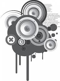 sound system clipart. sound system free vector clipart