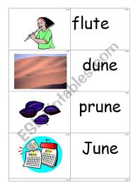 Teach kids to read with fun phonics activities, phonics videos, phonics worksheets, phonics games online, learn to read, reading activities the 1st grade level 1 reading program features a review of all the short vowels, beginning and ending consonants. Word Picture Cards Containing U E Phonics Esl Worksheet By Jenniferoz69