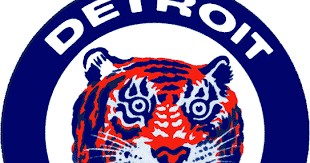 Detroit Tigers Logos MLB Past & Present: Detroit Tigers Logos - Past ...