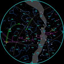 Star Chart For November 11 01 2019 Ephemeris Previewing November Skies And A