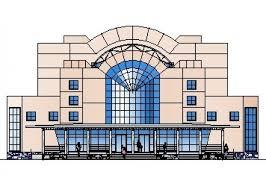 Проект по ПГС Торговый центр в г Киров Киров