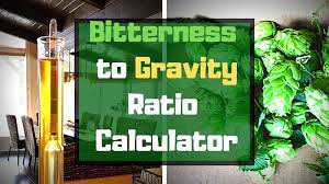 Bu Gu Ratio Chart Bitterness To Gravity Ratio Calculator Bu Gu BrÜcrafter