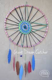 Dream CatchersCom How to Make a Giant Dream Catcher 97