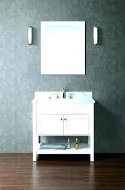 elegant inch wide bathroom vanity home improvement cabinet vanities 18 inches mirrors terrific imp