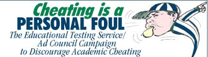 cheating fact sheet research center cheating is a personal foul cheating is a personal foul