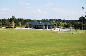 Lake Myrtle Sports Park Auburndale, Florida. There are a total of 11  lighted soccer fields. The Lake Myrtle Sports Par… | Sport park, Sports  marketing, Soccer field