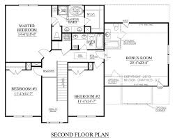 house plans master upstairs new double master suite home plans 2 story house plans with two