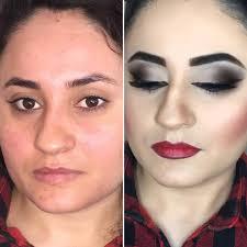 arabic turkish bridal makeup